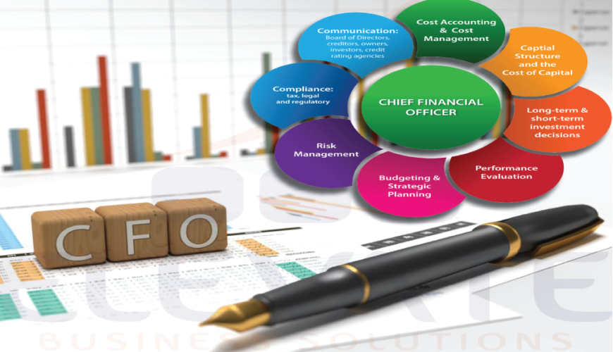 chief financial officer work services in dubai