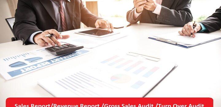 Revenue report in UAE